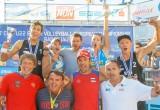 Калужские волейболисты привезли золото из Европы