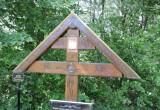 Вандалы осквернили памятник репрессированным священникам