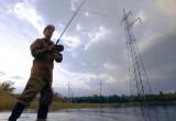 Филиал «Калугаэнерго»: рыбалка под ЛЭП смертельно опасна!