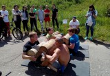 Калужане отметили День молодежи спортивным праздником. Фотоотчет