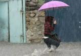 Сегодня в Калуге ожидаются ливень с грозой и градом