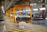 Завод Volkswagen остановил производство на три недели