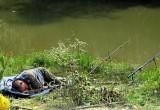Пьяный мужчина едва не погиб на рыбалке