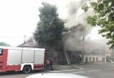 Пожарные спасли от огня кроликов, обитавших в нежилом здании