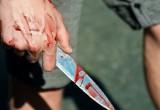 В уличной потасовке пьяный мужчина пустил в ход нож