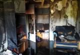 В калужском селе чуть не сгорела квартира