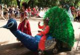 В Калуге прошел юбилейный парад детских колясок. Фото