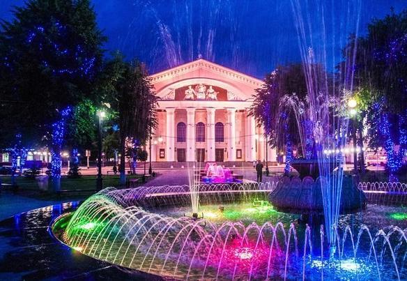 День города в Калуге: полная афиша мероприятий
