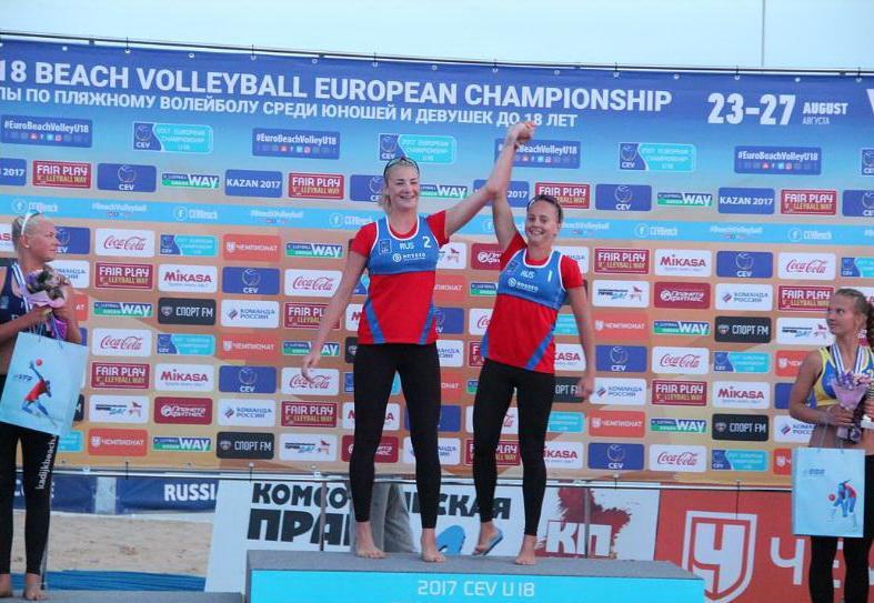 Обнинские спортсменки привезли золотые медали с чемпионата Европы