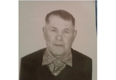 Внимание, пропал 89-летний мужчина!
