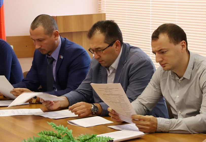 Комиссия по анализу деятельности МУПов