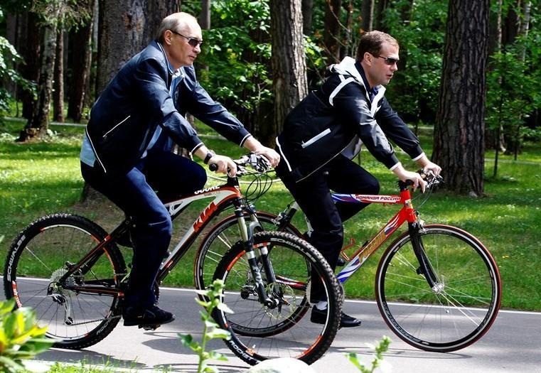 Калужанам предлагают поехать на работу на велосипеде