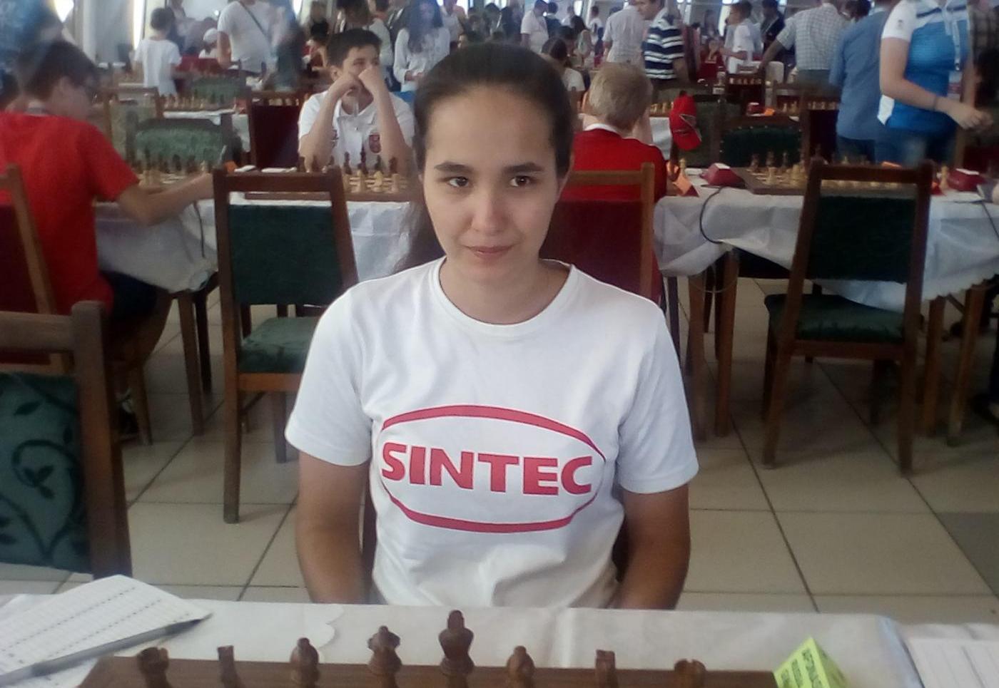 Обнинская шахматистка вошла в первую десятку на соревнованиях в Европе