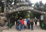 Юные туристы из Волгограда посетили Калужскую область