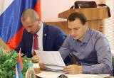 Депутаты обсудили работу муниципальной управляющей компании