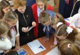 Калужские школьники написали письмо в Космос