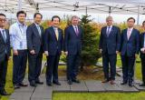 В Ворсино посадили символ дружественной связи с Южной Кореей