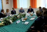 Калужских спортсменов наградили в Правительстве области