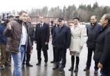 На птицефабрике «Калужская» в Дзержинском районе введены в строй новые очистные сооружения
