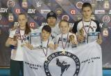 Калужане привезли награды со Всероссийского спортивного турнира