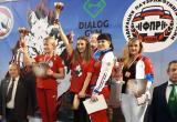 Калужане победили на чемпионате ЦФО по пауэрлифтингу