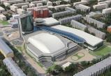 Многострадальный Дворец спорта снова остался без подрядчика
