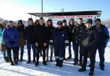 Сотрудники ОГИБДД провели экскурсию для студентов