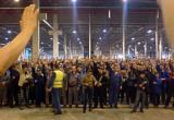 Работники калужского автоконцерна протестами добились повышения премий