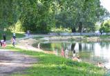 Одним из кандидатов на благоустройство калужане считают Пуховский пруд