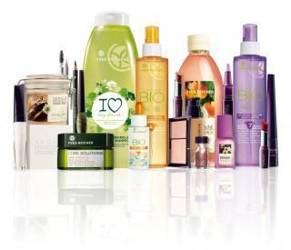 Yves Rocher,  магазин косметики и парфюмерии