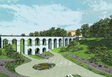 Опубликованы проекты благоустройства Березуйского оврага и набережной Яченского водохранилища