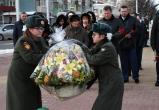 В Калуге почтили память павших защитников Отечества
