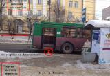 Четырехлетний малыш пострадал в троллейбусе