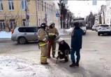 Угроза взрыва здания на Ленина оказалась ложной
