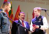 Обнинский студент, спасший троих человек при пожаре, награждён медалью