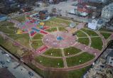 Новый городской парк был признан одним из лучших проектов благоустройства в стране
