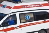 Автомобилист доставлен в реанимацию после дорожной аварии