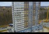 Ураган разрушил балконы обнинской новостройки (фото, видео)