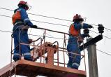 Калугаэнерго восстанавливает нарушенное сильным ветром электроснабжение