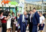 Власти пообещали продолжить благоустройство нового городского парка