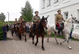 Под Калугой ожили эпизоды Первой мировой войны