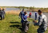 75 км береговой линии калужских водоемов очищены от мусора