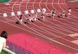 В Калуге прошло первенство города по лёгкой атлетике