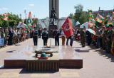 В Калуге отметили столетие пограничных войск (фото)