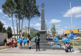 """В Калуге установлена памятная стела в честь завода """"Тайфун"""""""