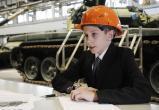 Калужские школьники изобрели беспилотный танк