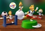 Хэппи Мил в «Макдоналдс»: давай играть с Забивакой !