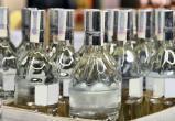 """Трое мужчин наладили в Калуге производство """"паленой"""" водки"""