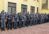 Калужские полицейские вернулись после командировки на Северный Кавказ