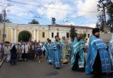 Крестный ход с иконой Божией Матери пройдёт в Калужской области